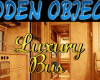 Спрятанные вещи – автобус люкс
